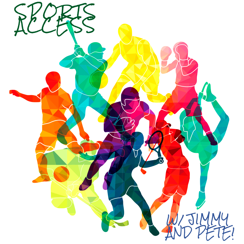 Sports Access show art