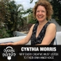Artwork for 45: Cynthia Morris on the Challenges of a Creative Life, Letting Your Creative Self Lead, and Creating Your Own Stories
