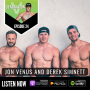 Artwork for What Does Masculinity Mean with Vegan Bodybuilders Jon Venus & Derek Simnett