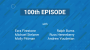 Artwork for 100th Episode - Ecommerce Predictions for 2020 from Top Guests