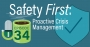 Artwork for Dr. Larry Barton - Safety First: Proactive Crisis Management
