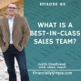 Artwork for What is a Best in Class Sales Team?