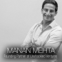 Artwork for Manan Mehta, CoFounder of Unshackled Ventures on Empowering New Immigrants to the United States