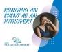 Artwork for Running an Event as an Introvert
