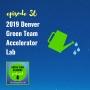 Artwork for 036: 2019 Denver Green Team Accelerator Lab