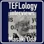 Artwork for TEFL Interviews 33: Masaki Oda on ELF Education