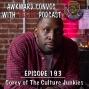 Artwork for #193 - Corey of Culture Junkies