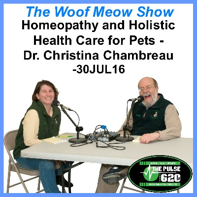 Homeopathy and Holistic Health Care for Pets - Dr. Christina Chambreau