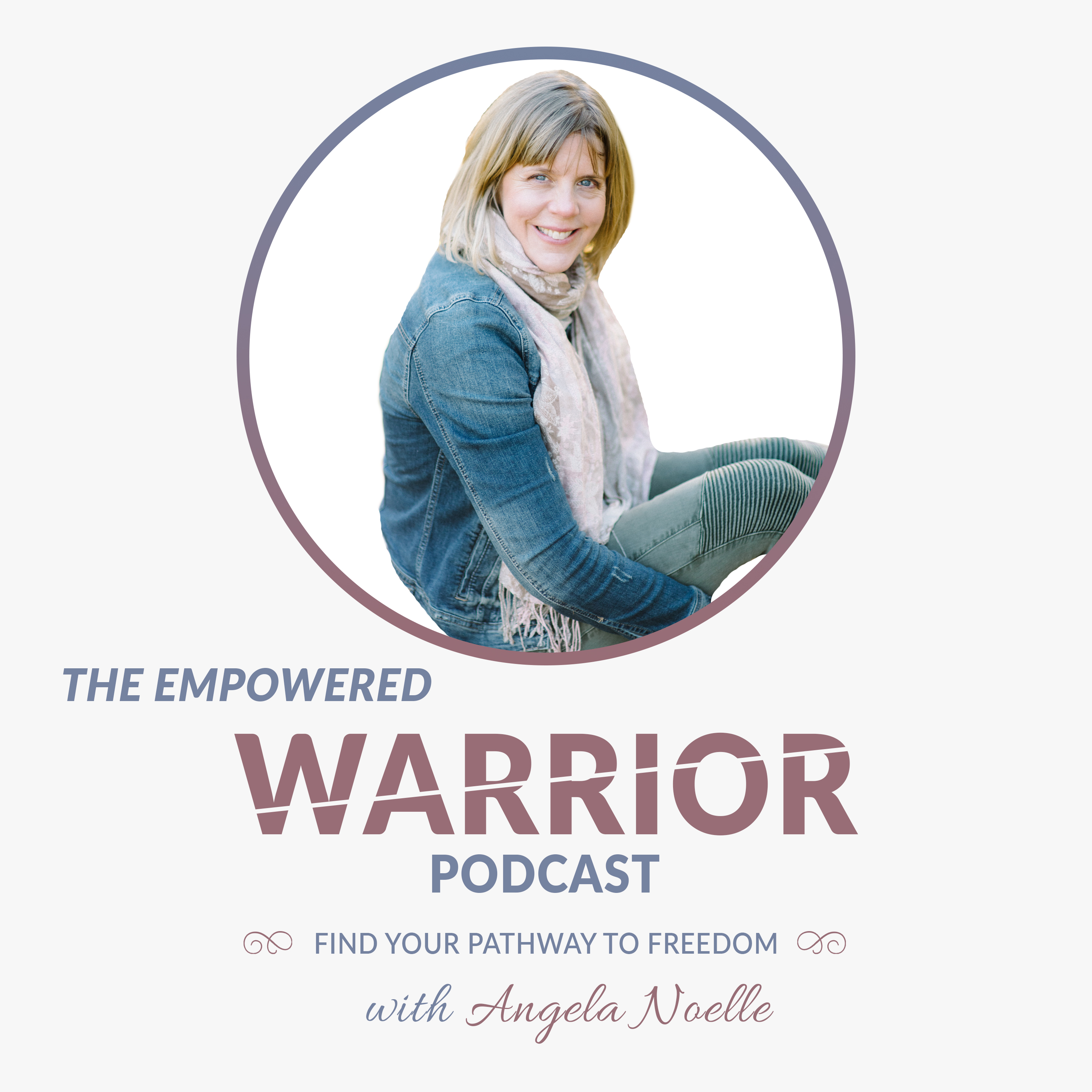 The Empowered Warrior Podcast show art