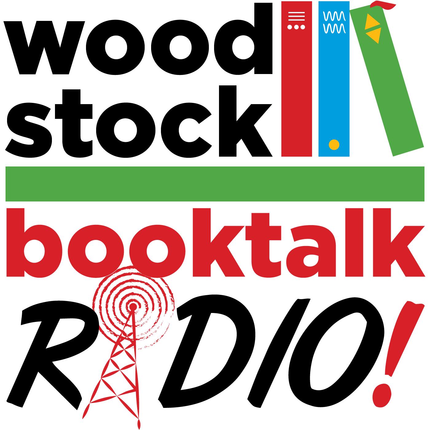 Woodstock Booktalk with Martha Frankel show art