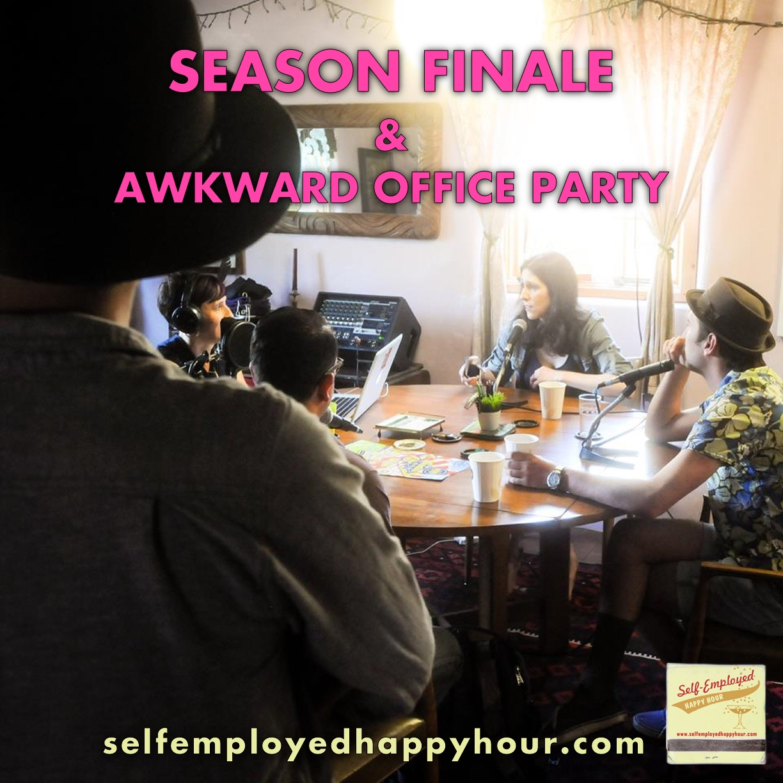 Season Finale & Awkward Office Party