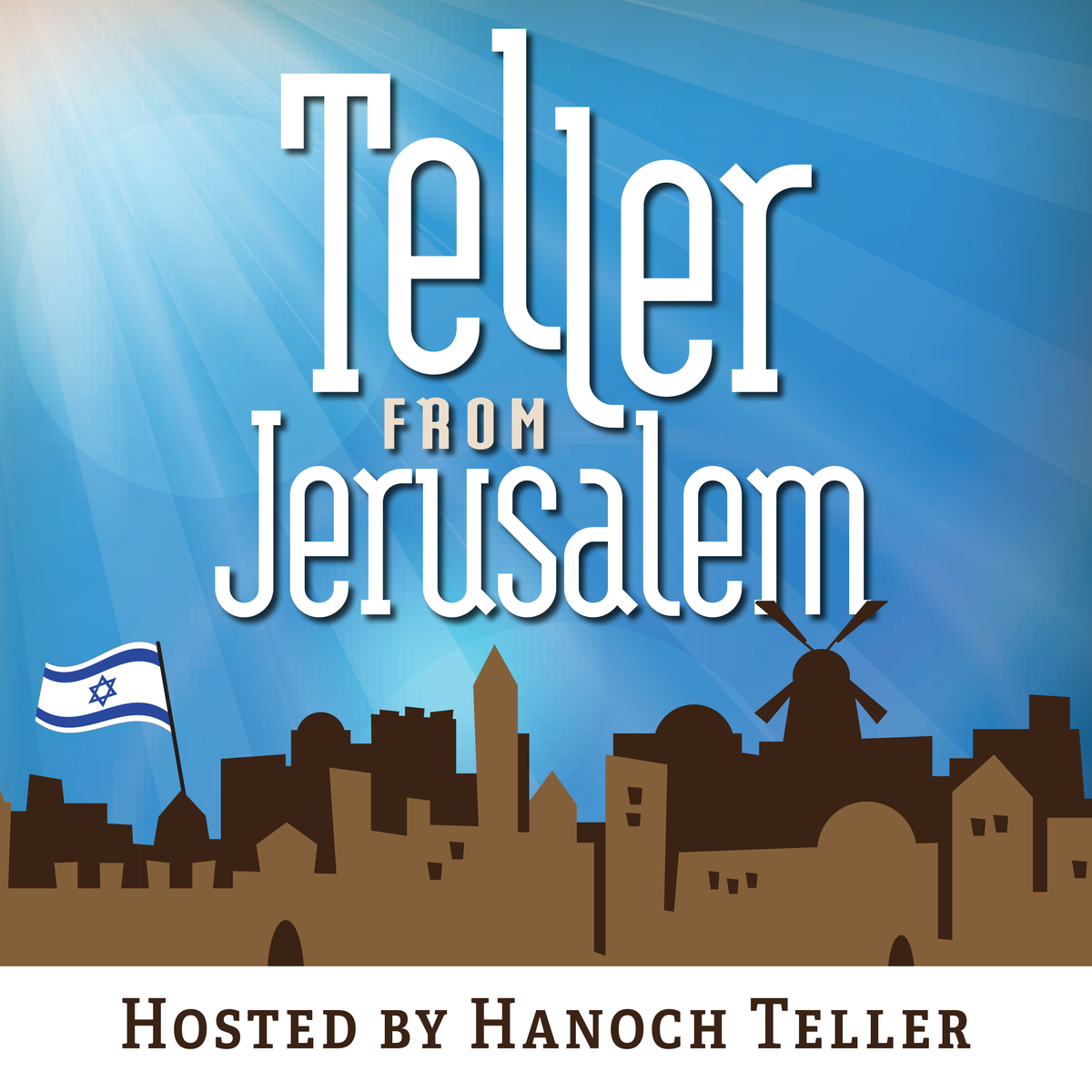 Artwork for The Hope to Return: TFJ The Birth of Israel