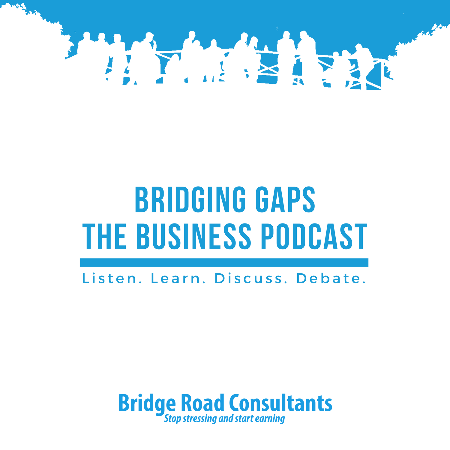 Bridging Gaps - The Business Podcast show art