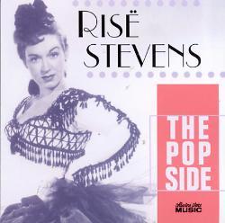 Rise Stevens Sings Popular Music