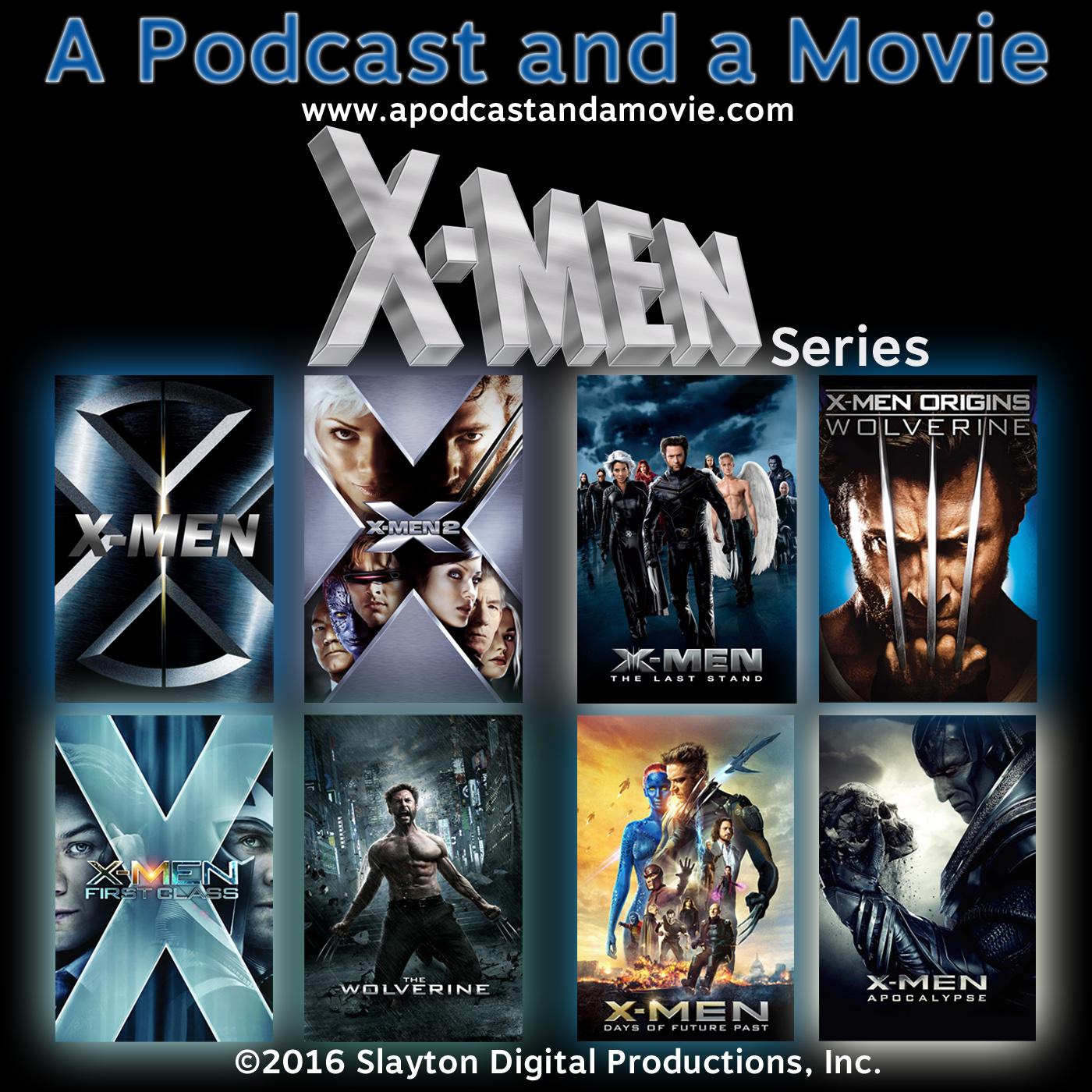 Artwork for X-Men (2000)