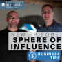 Artwork for HOW IS YOUR SPHERE OF INFLUENCE? Business Tip: Get Organized and Provide Value