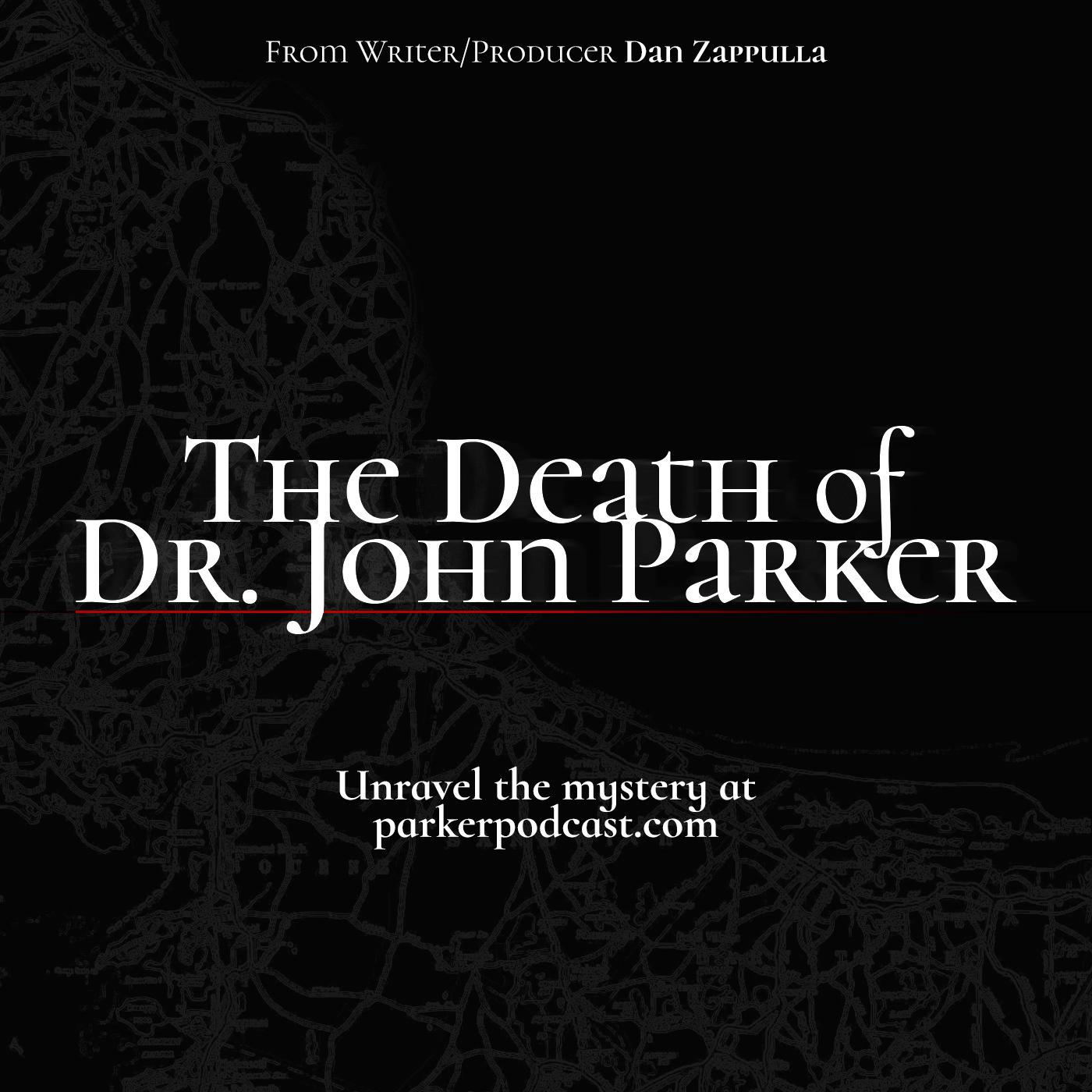 The Death of Dr. John Parker show art