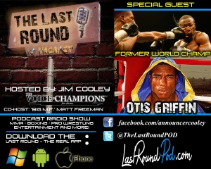 TLR #36 Otis Griffin - Former World Boxing Champion
