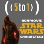 Artwork for 10 - Non-movie Star Wars Characters - 5 to 1