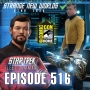 Artwork for 516 - Mudd, Mount, and Riker | Priority One, A Roddenberry Star Trek Podcast