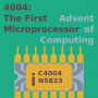 Artwork for Episode 16 - 4004: The First Microprocessor
