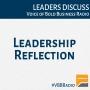 Artwork for Program 173 - Leadership Reflection