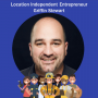 Artwork for 053: Location Independent Entrepreneur - Griffin Stewart founded 5 Day Deal and has donated over $1.5M to charities