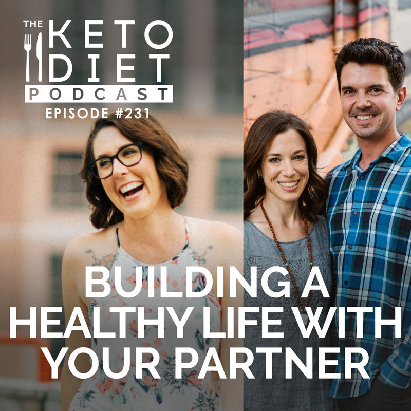 #231 Building a Healthy Life with your Partner with @ultimatehealthpodcast