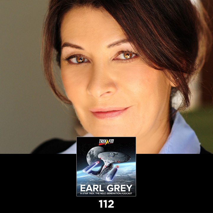 Earl Grey 112: Troi, Goddess of Internity