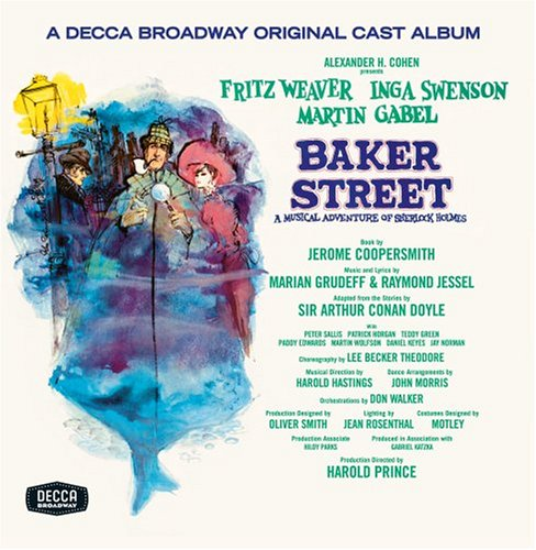 Episode 26:  A Musical Stroll Down Baker Street