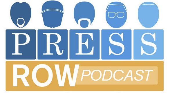 Press Row Podcast – Surprise Announcements and Sports Memories