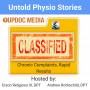 Artwork for Untold Physio Stories 172 - Chronic Complaints, Rapid Results