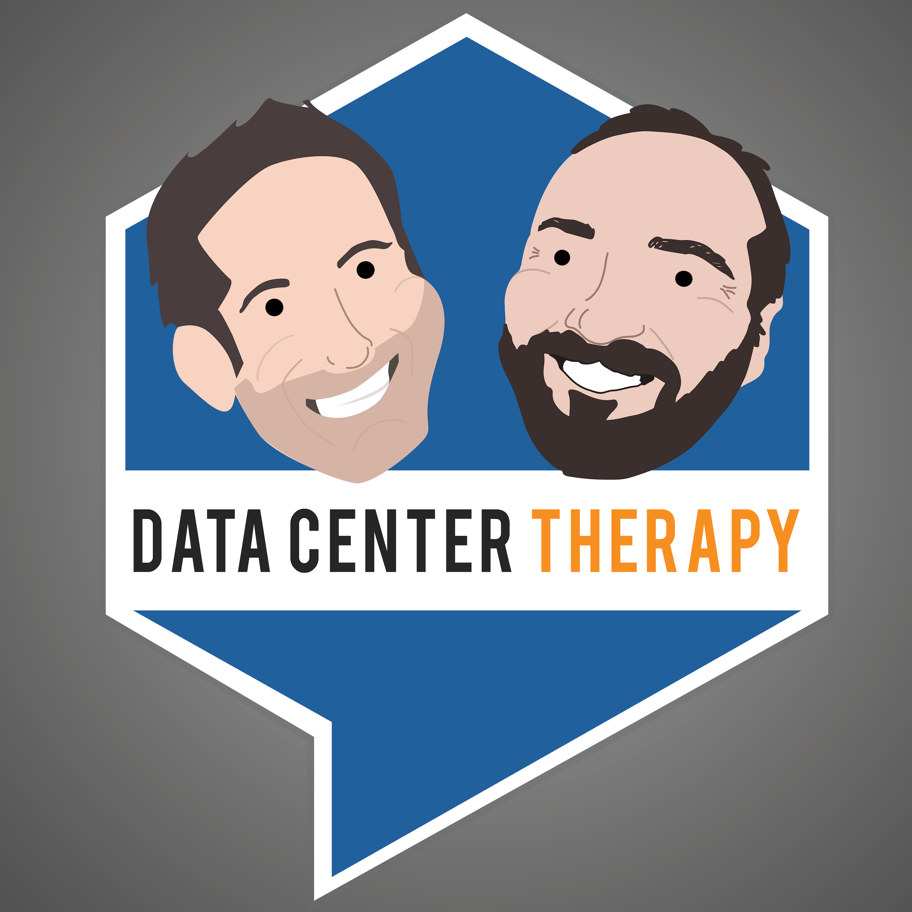 Data Center Therapy show art