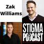 Artwork for #38 - Zak Williams on Sobriety and Mental Health Advocacy After His Father Took His Own Life