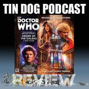 TDP 627: Doctor Who - Order Of The Daleks