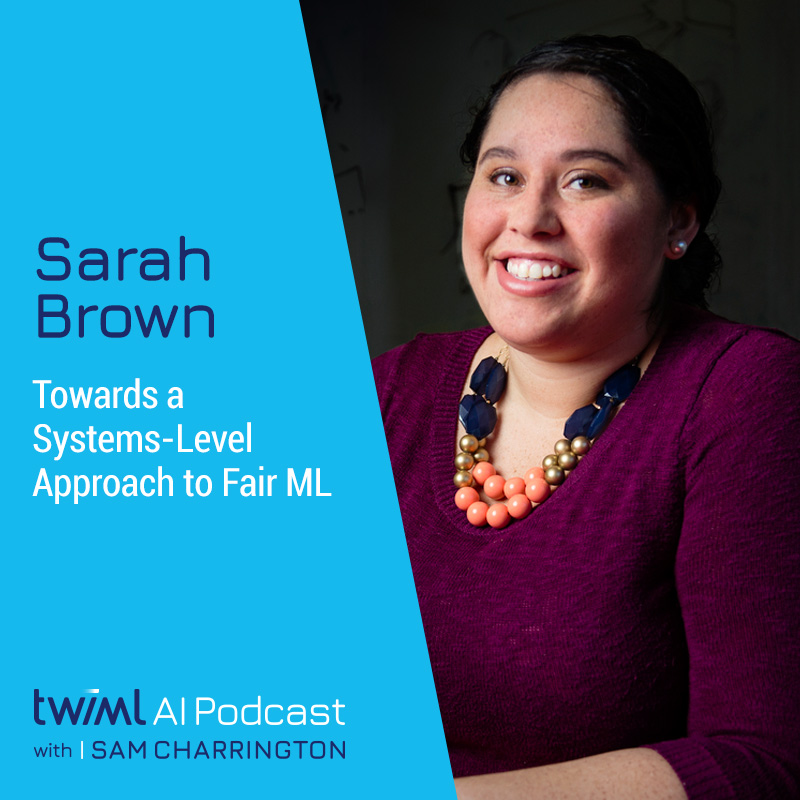 Towards a Systems-Level Approach to Fair ML with Sarah M. Brown - #456