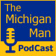 Artwork for The Michigan Man Podcast - Episode 329 - Wisconsin Radio play by play voice Matt Lepay visits