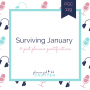 Artwork for Surviving January & Past Planner Pontifications