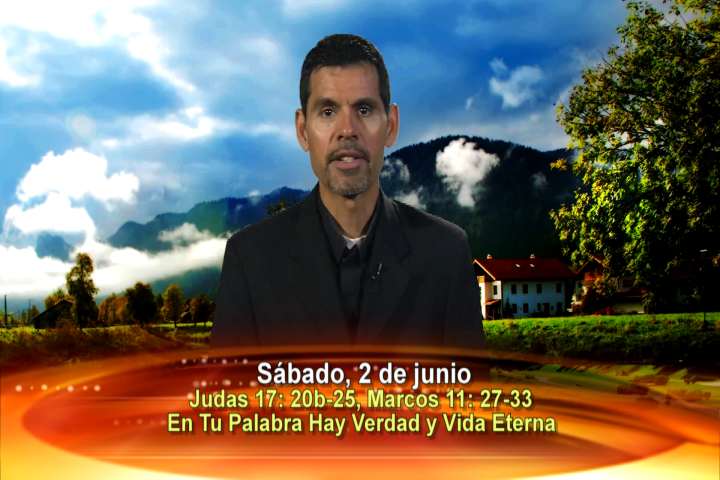 """Artwork for Dios te Habla con Jose Luis Elias; Tema el hoy: """"En Tu Palabra hay Verdad y Vida Eterna"""""""