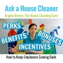 Artwork for Employee Perks for House Cleaners and Maids