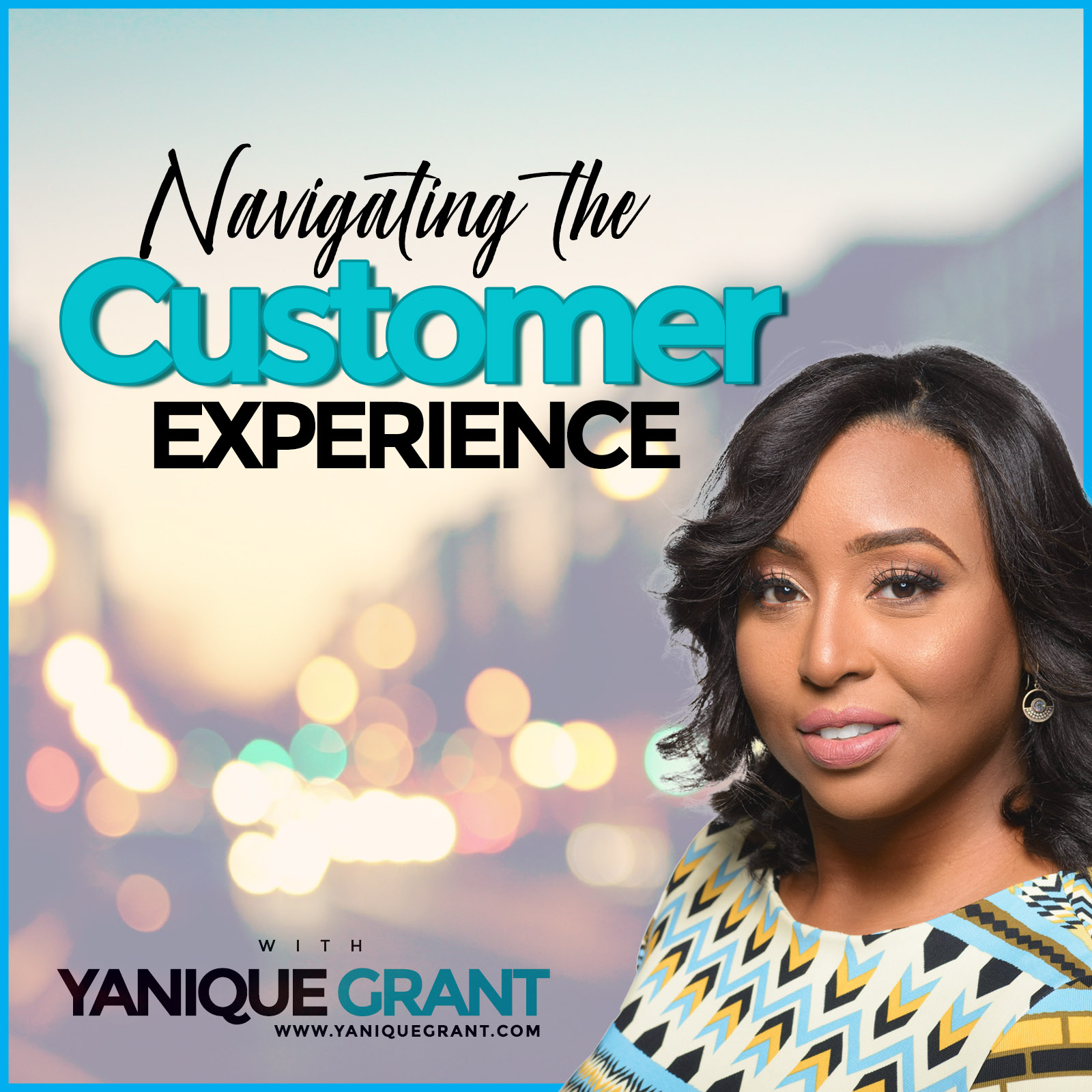 Navigating the Customer Experience show art