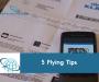 Artwork for 5 Flying Tips