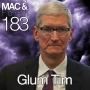 Artwork for The Mac & Forth Show 183 - Glum Tim