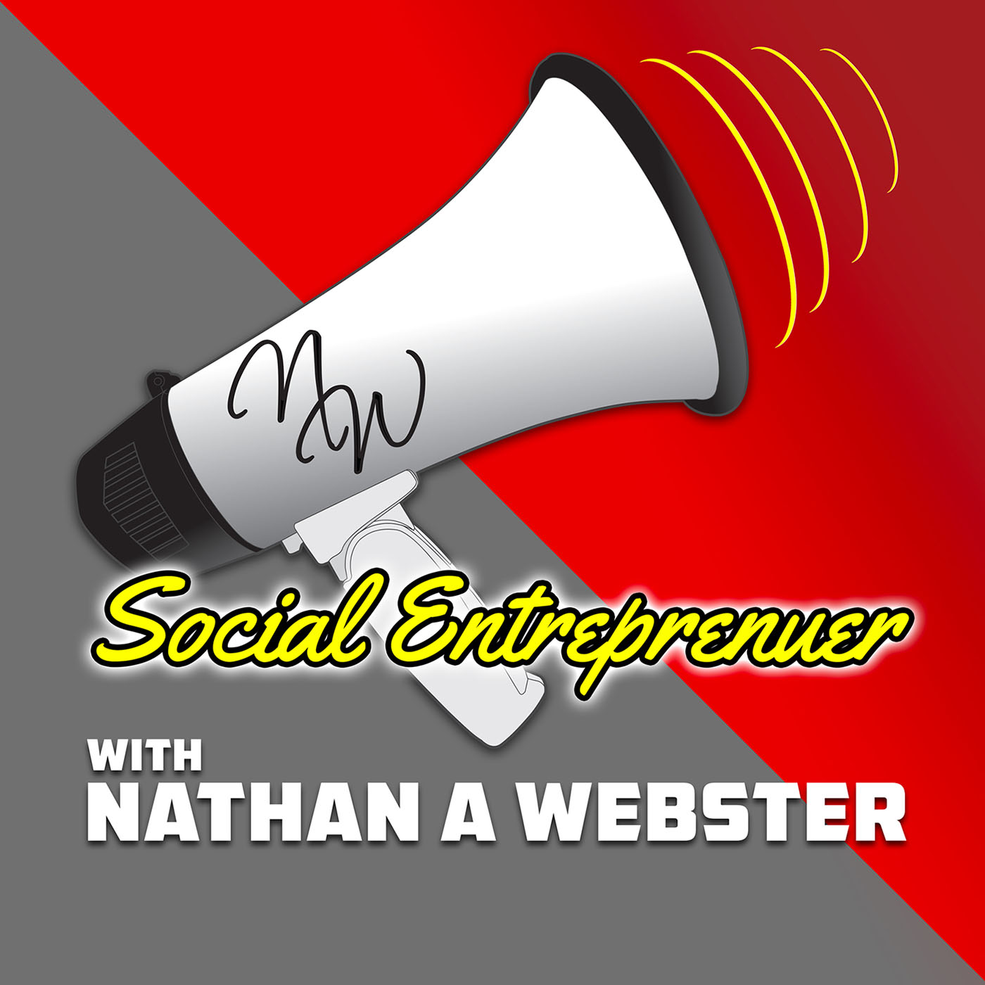 Social Entrepreneur with Nathan A Webster show art