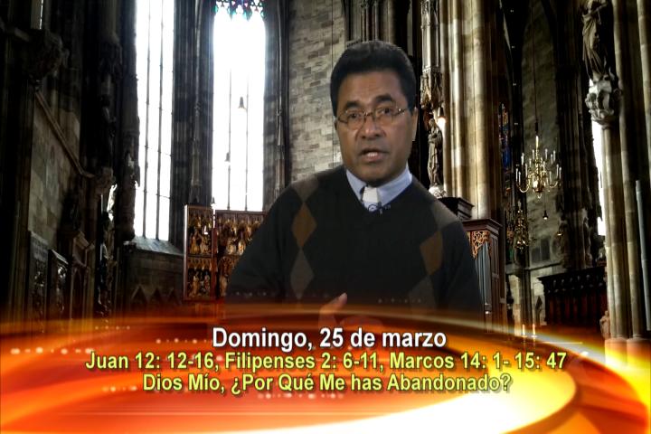 Artwork for Dios te Habla con Fr. Beni Leu, SVD; Tema el hoy:  Dios mío, Dios mío, ¿por qué me has abandonado?