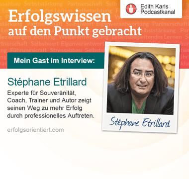 107 - Im Gespräch mit Stéphane Etrillard