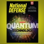 Artwork for March 2019 - Quantum Race in the National Security Community
