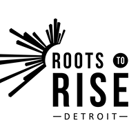 Roots To Rise Detroit Logo