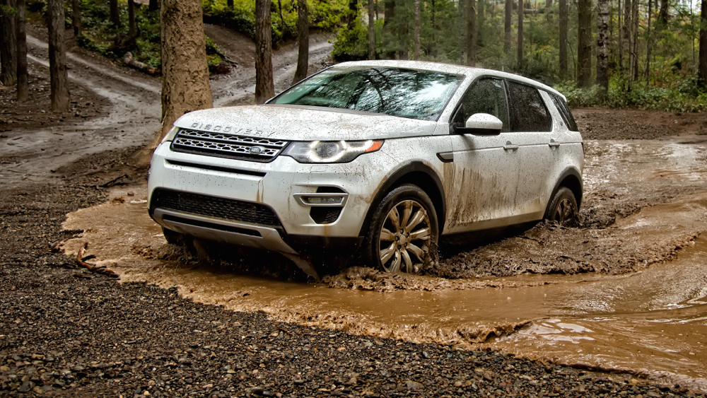 Artwork for 2015 Land Rover Discovery Sport