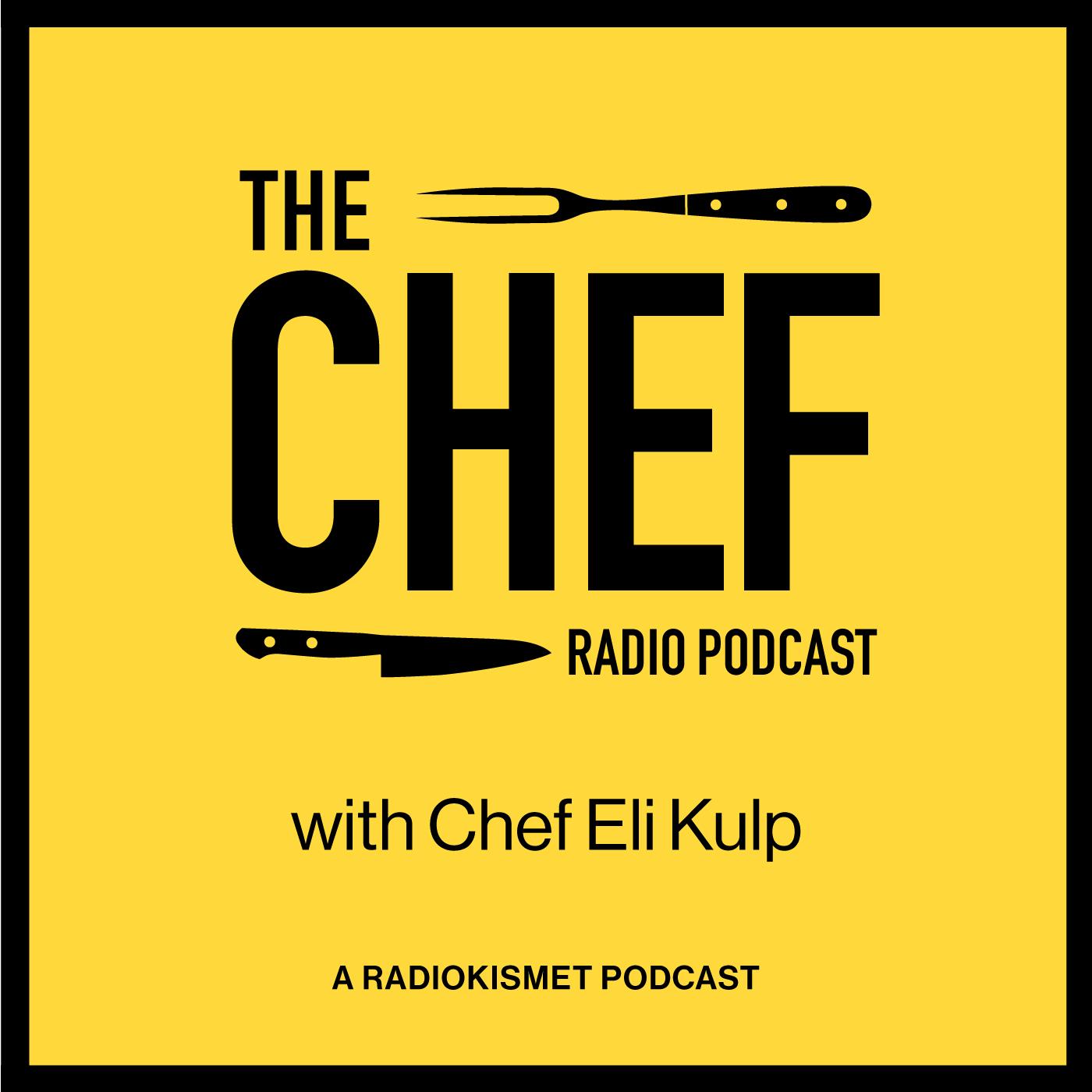 The CHEF Radio Podcast show art